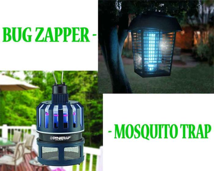 Bug Zappers & Mosquito Killer