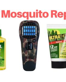 3 Best Mosquito Repellent