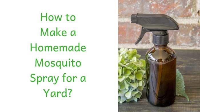 How-to-Make-a-Homemade-Mosquito-Spray-for-a-Yard