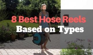 Best garden hose-reels